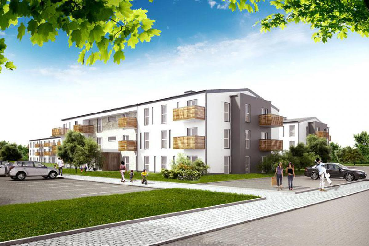 Murapol - Osiedle Nowy Wrocław - nowe mieszkanie już od 568 zł/miesięcznie - Kiełczów, ul. Makowa, Murapol S.A. - zdjęcie 1