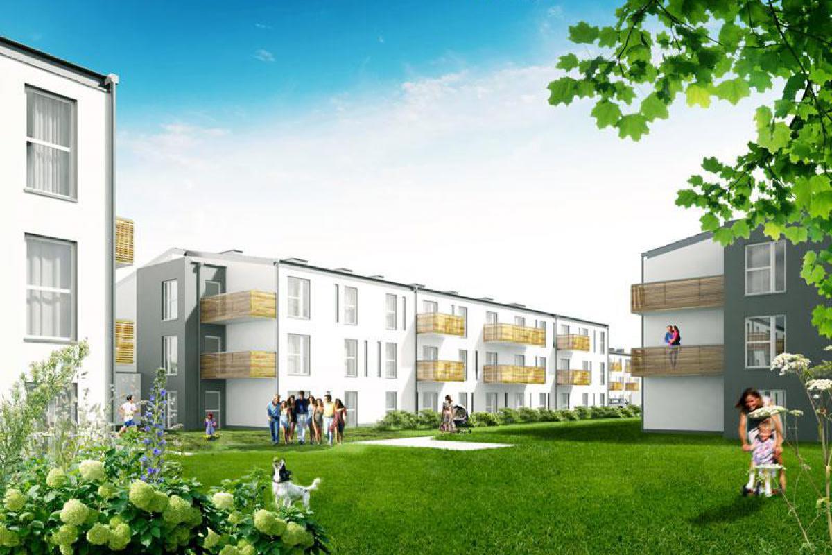 Murapol - Osiedle Nowy Wrocław - nowe mieszkanie już od 568 zł/miesięcznie - Kiełczów, ul. Makowa, Murapol S.A. - zdjęcie 4