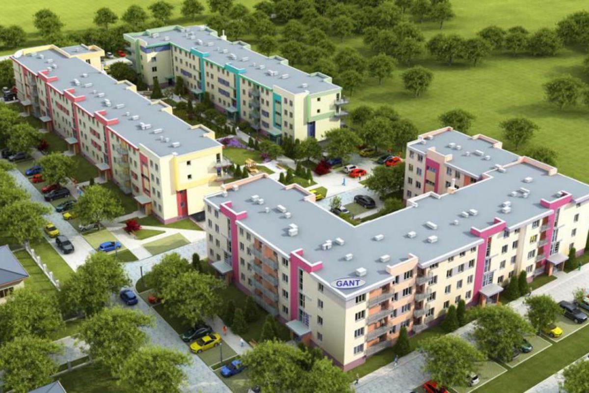 Pastelowa Kraina II - Wrocław, ul. Olbrachtowska, Gant Development S.A. - zdjęcie 2