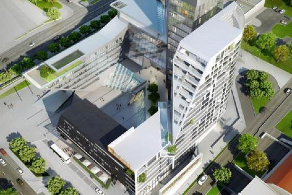 Centaurus Apartamenty Olsztyn SN - Olsztyn, al. Piłsudskiego/ul. Głowackiego, Euro Styl Sp. z o.o. Sp. k. - zdjęcie 5