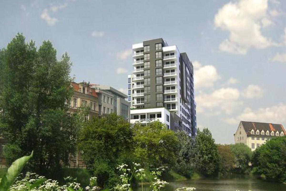Odra Tower - Wrocław, ul. Sikorskiego 2, Gant Development S.A. - zdjęcie 5