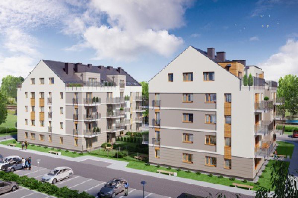 Osada Złotnicka - Wrocław, Złotniki, ul. Kosmonautów, Jakon Sp. z o.o. - zdjęcie 2