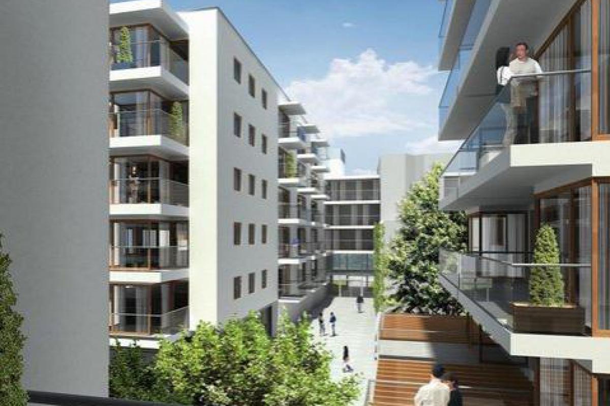Apartamenty przy Kościelnej - Poznań, Jeżyce - Osiedle, ul. Kościelna, Longbridge Developement Sp. z o.o. - zdjęcie 2
