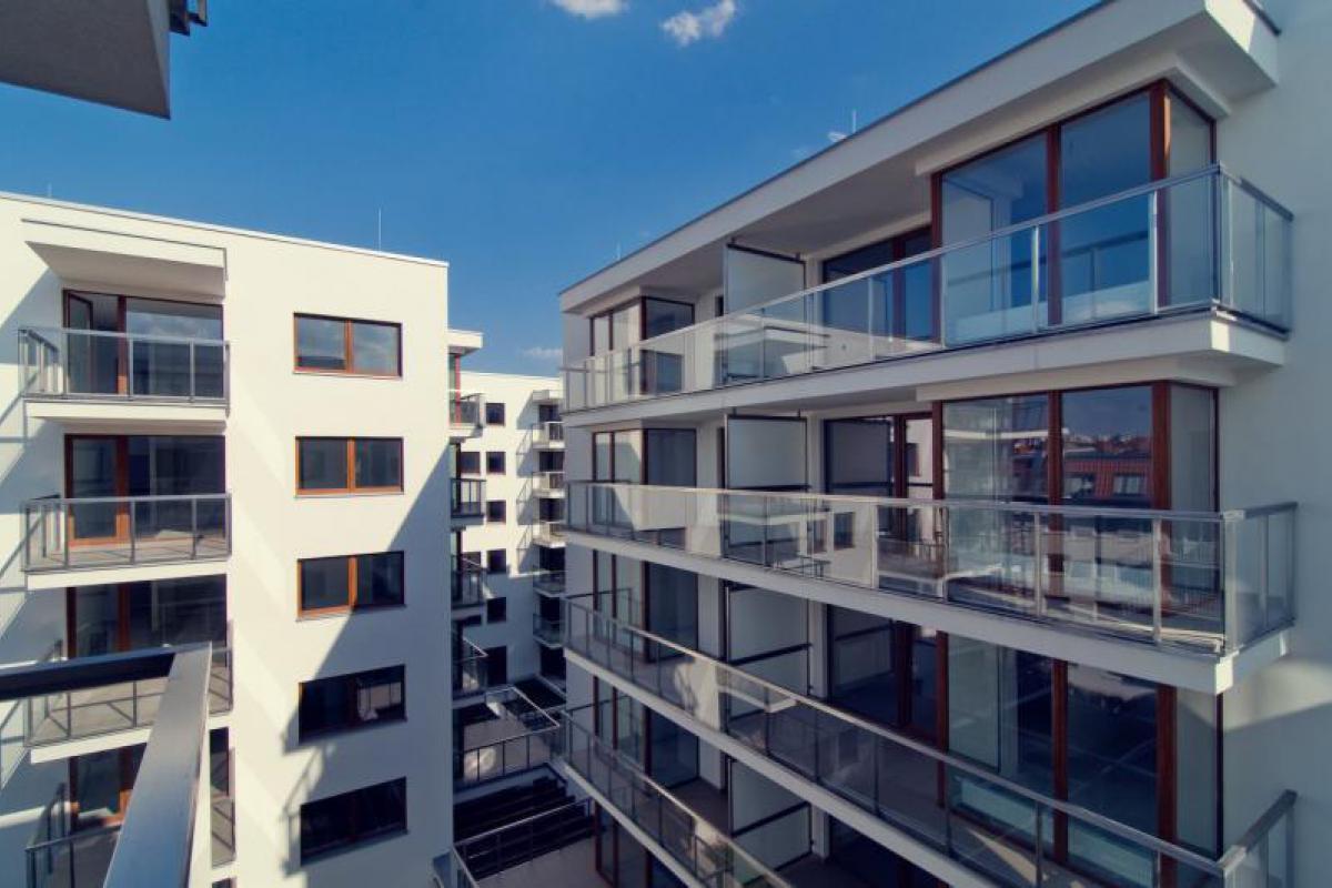 Apartamenty przy Kościelnej - Poznań, Jeżyce - Osiedle, ul. Kościelna, Longbridge Developement Sp. z o.o. - zdjęcie 4