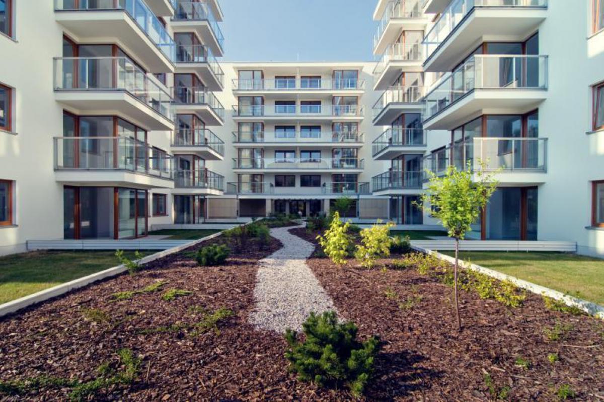 Apartamenty przy Kościelnej - Poznań, Jeżyce - Osiedle, ul. Kościelna, Longbridge Developement Sp. z o.o. - zdjęcie 1