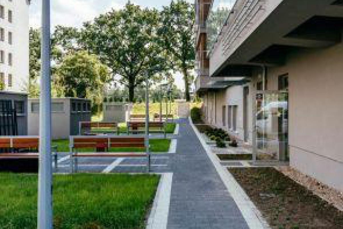 Stara Odra Residence II  - Wrocław, Różanka, ul. Na Polance, Atal S.A. - zdjęcie 5
