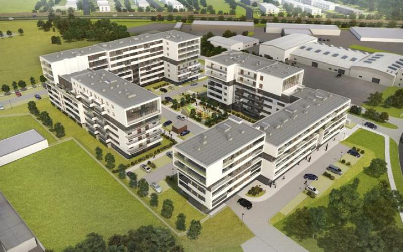 Hawelańska - Poznań, Winogrady, ul. Hawelańska, GGW Development Grynhoff, Woźny sp.j. - zdjęcie 7