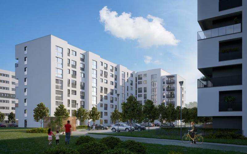 Hawelańska - Poznań, Winogrady, ul. Hawelańska, GGW Development Grynhoff, Woźny sp.j. - zdjęcie 6