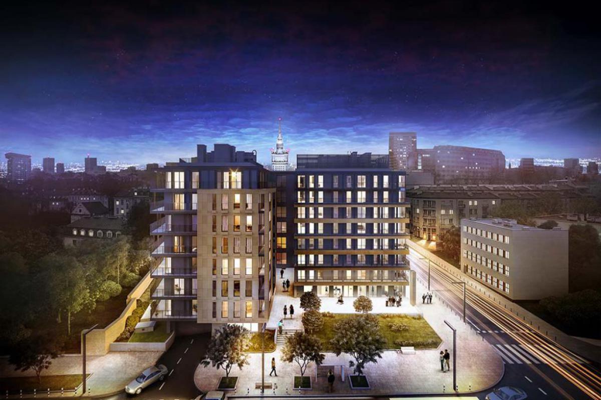 Tamka 29 Apartamenty - Warszawa, Powiśle, ul. Tamka 29, Ronson Development - zdjęcie 1