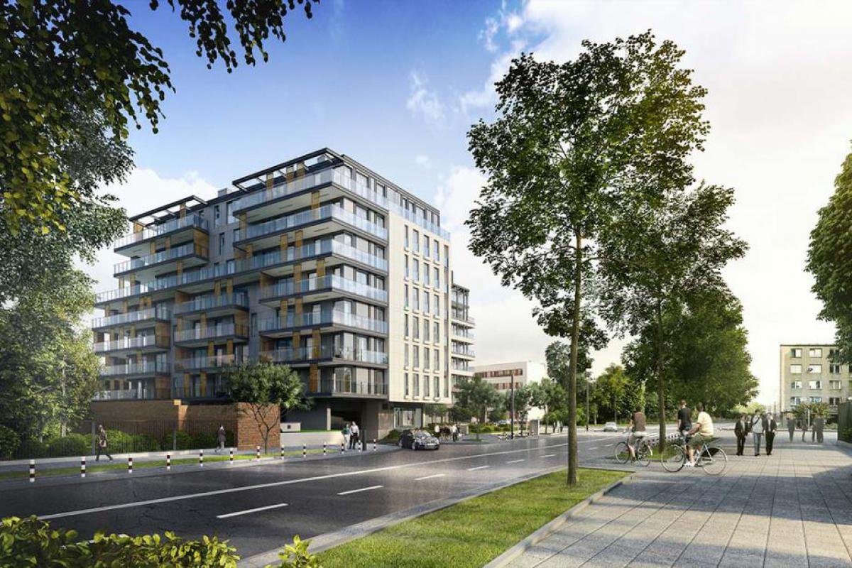 Tamka 29 Apartamenty - Warszawa, Powiśle, ul. Tamka 29, Ronson Development - zdjęcie 2