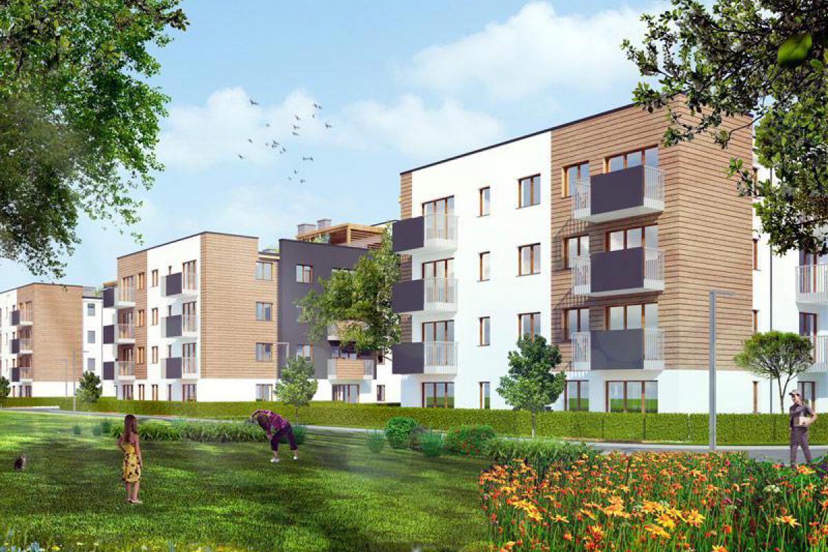 Murapol - Osiedle Murapol Garbarnia - nowe mieszkanie już od 758 zł/miesięcznie - Kraków, Mateczny, ul. Rydlówka, Murapol S.A. - zdjęcie 2