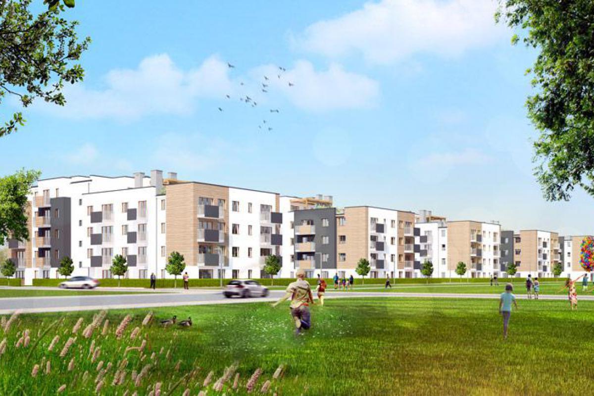 Murapol - Osiedle Murapol Garbarnia - nowe mieszkanie już od 758 zł/miesięcznie - Kraków, Mateczny, ul. Rydlówka, Murapol S.A. - zdjęcie 3