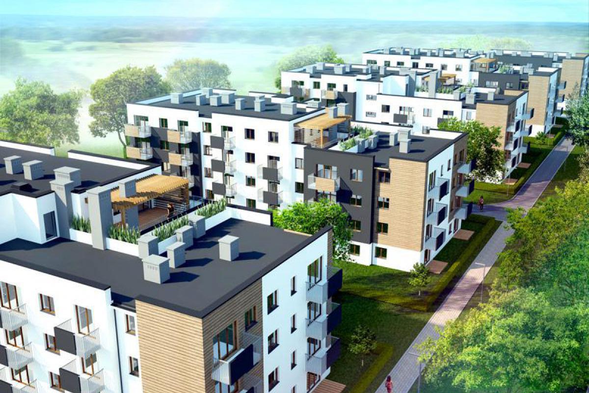 Murapol - Osiedle Murapol Garbarnia - nowe mieszkanie już od 758 zł/miesięcznie - Kraków, Mateczny, ul. Rydlówka, Murapol S.A. - zdjęcie 4