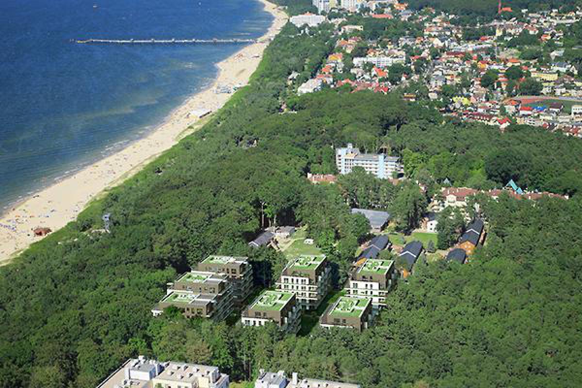 Rezydencja Flotylla - Międzyzdroje, ul. Gryfa Pomorskiego, Qualia Development Sp. z o.o - zdjęcie 1