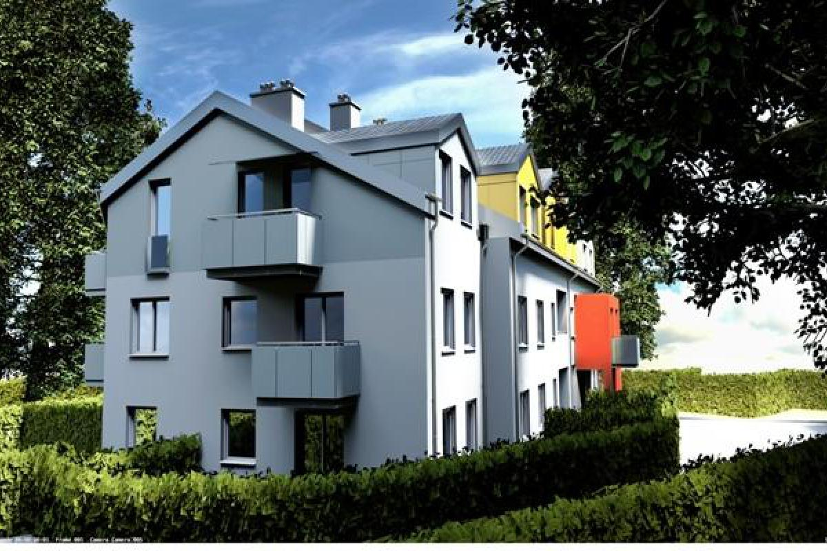 ul. Swojczycka - Wrocław, Swojczyce, ul. Swojczycka, PW AK FUTURE - zdjęcie 2