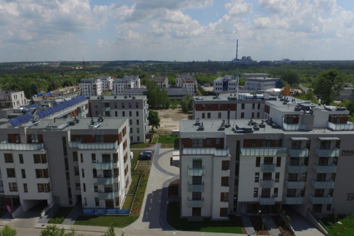 ul. Karpia 25 - Poznań, Naramowice, ul. Karpia 25, PEKABUD-MORASKO Sp. z o.o. - zdjęcie 1
