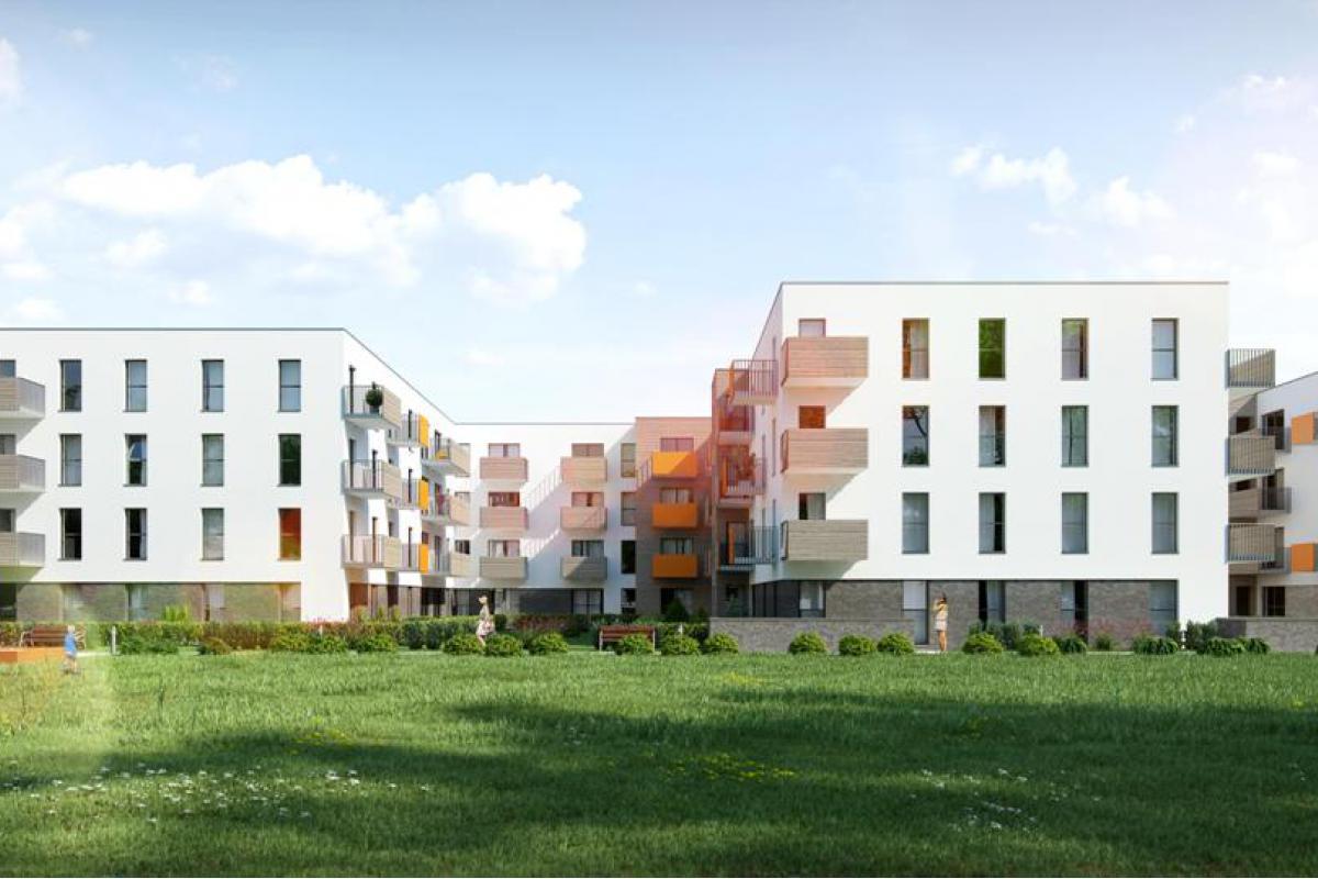 Murapol - Apartamenty Staromiejskie - nowe mieszkanie już od 531 zł/miesięcznie - Toruń, Koniuchy, ul. Grudziądzka 15, Murapol S.A. - zdjęcie 2