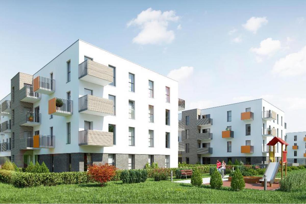 Murapol - Apartamenty Staromiejskie - nowe mieszkanie już od 531 zł/miesięcznie - Toruń, Koniuchy, ul. Grudziądzka 15, Murapol S.A. - zdjęcie 1