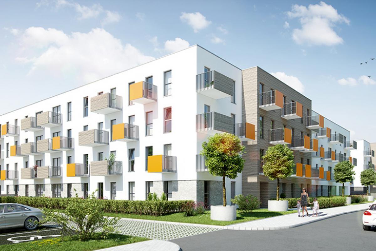 Murapol - Apartamenty Staromiejskie - nowe mieszkanie już od 531 zł/miesięcznie - Toruń, Koniuchy, ul. Grudziądzka 15, Murapol S.A. - zdjęcie 3
