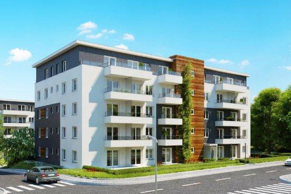 Osiedle Karoliny Etap I - Katowice, Bogucice, ul. Karoliny, Activ Investment Sp. z o.o. - zdjęcie 1