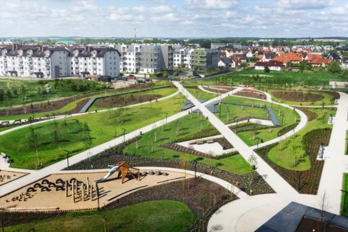 Brama Żuław - Pruszcz Gdański, Głębokie, ul. Beniowskiego, Euro Styl Sp. z o.o. Sp. k. - zdjęcie 3