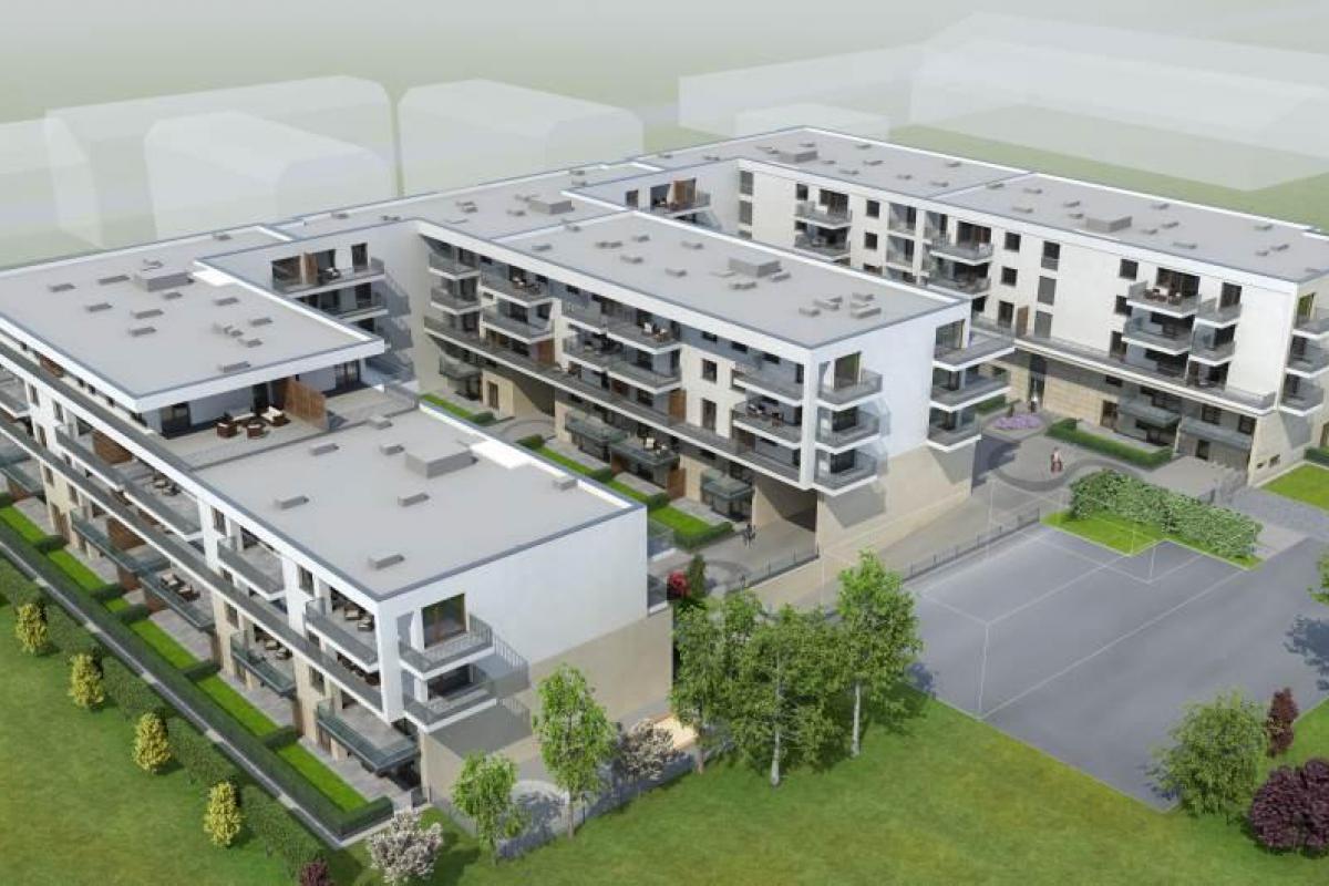 Jackowskiego 47 - Poznań, Jeżyce - Osiedle, ul. Jackowskiego 47, Echo Investment S.A. - zdjęcie 3