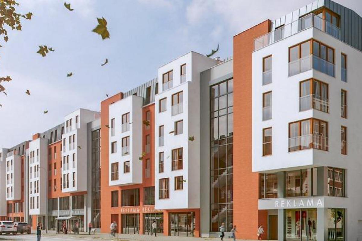 Osiedle Centrum - Wrocław, Południe, ul. Gen. T. Kościuszki, INTER-ES Deweloper Piotr Ponikowski Sp. z o. o. SKA - zdjęcie 2
