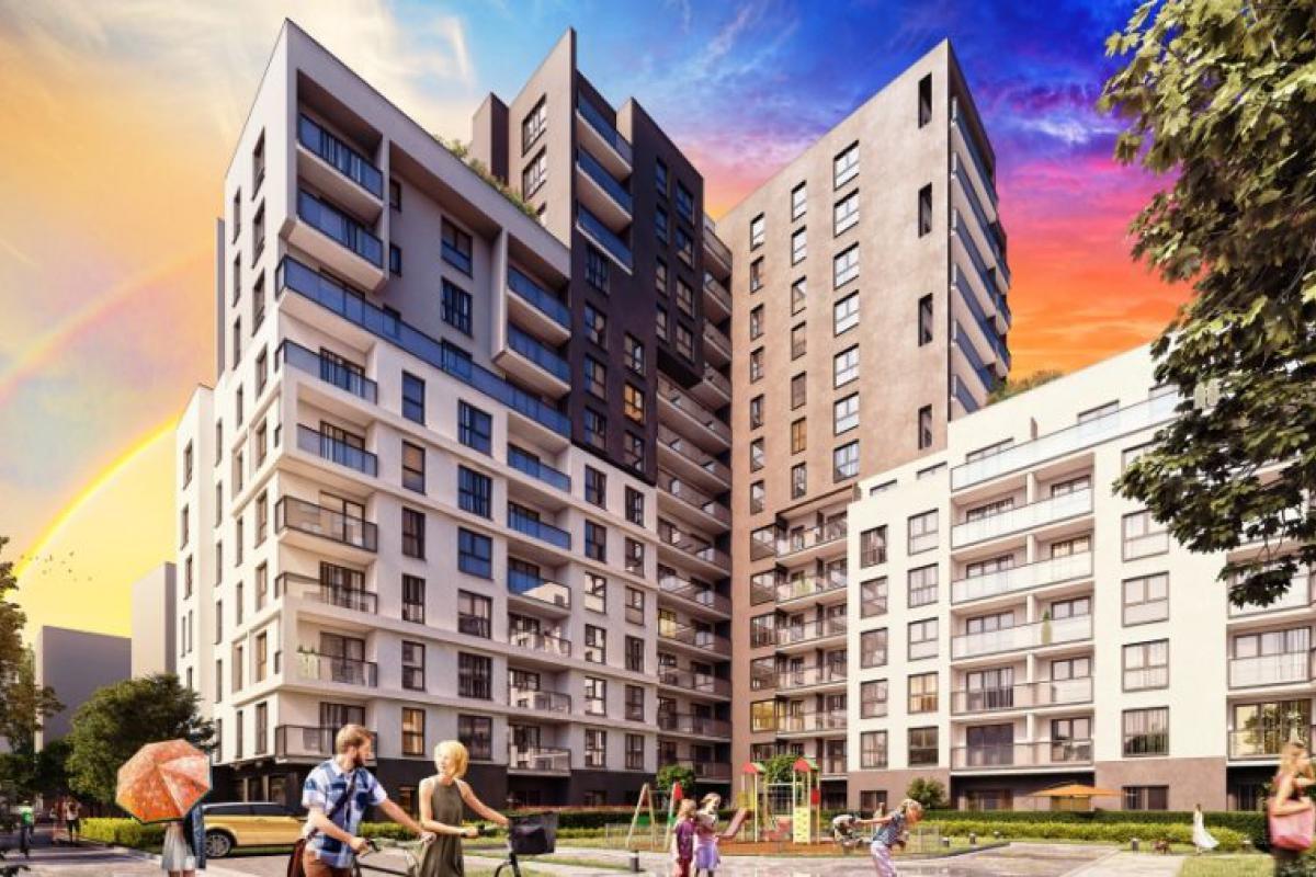 CityLink - Warszawa, Czyste, ul. Wolska 45, Ronson Development - zdjęcie 1
