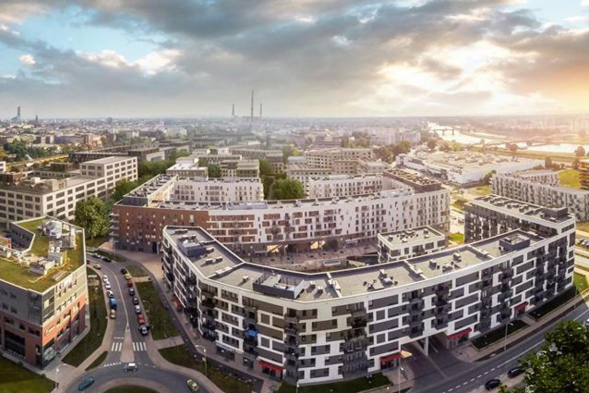Promenady Wrocławskie - Wrocław, Kleczków, ul. Zakładowa, Vantage Development S.A. - zdjęcie 1