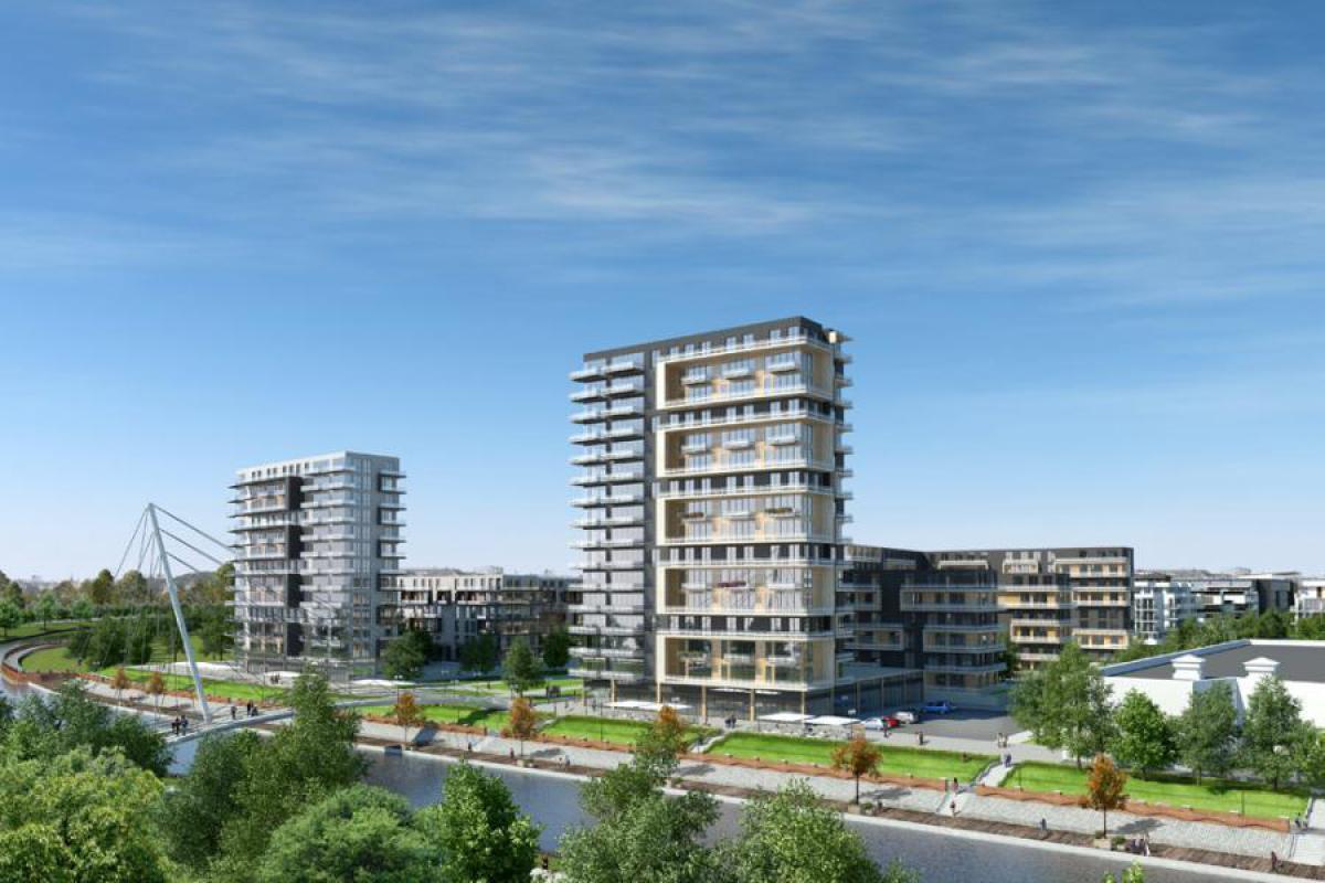 Promenady Wrocławskie - Wrocław, Kleczków, ul. Zakładowa, Vantage Development S.A. - zdjęcie 3