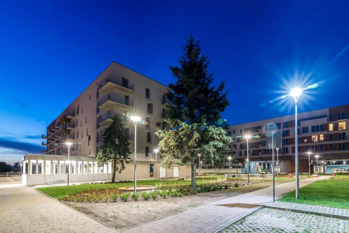 Promenady Wrocławskie - Wrocław, Kleczków, ul. Zakładowa, Vantage Development S.A. - zdjęcie 4