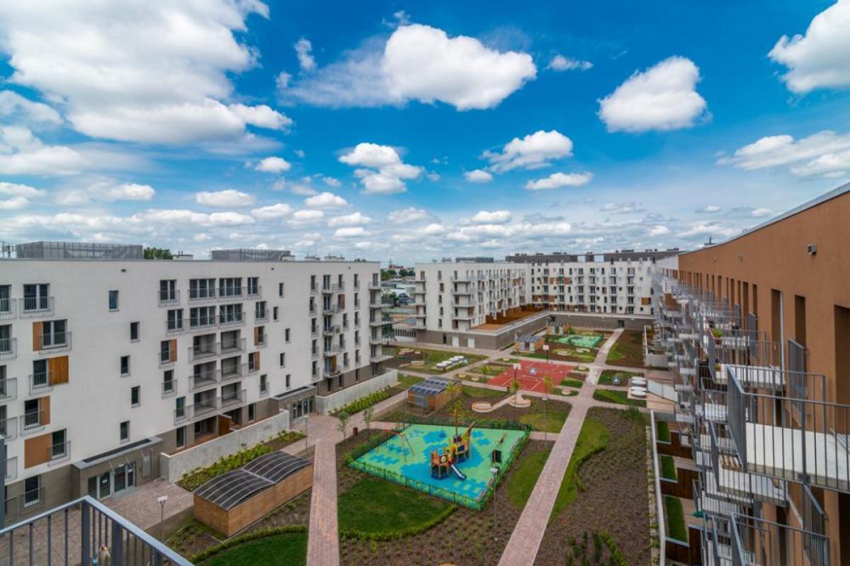 Promenady Wrocławskie - Wrocław, Kleczków, ul. Zakładowa, Vantage Development S.A. - zdjęcie 7
