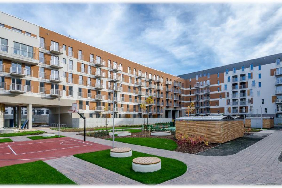 Promenady Wrocławskie - Wrocław, Kleczków, ul. Zakładowa, Vantage Development S.A. - zdjęcie 8