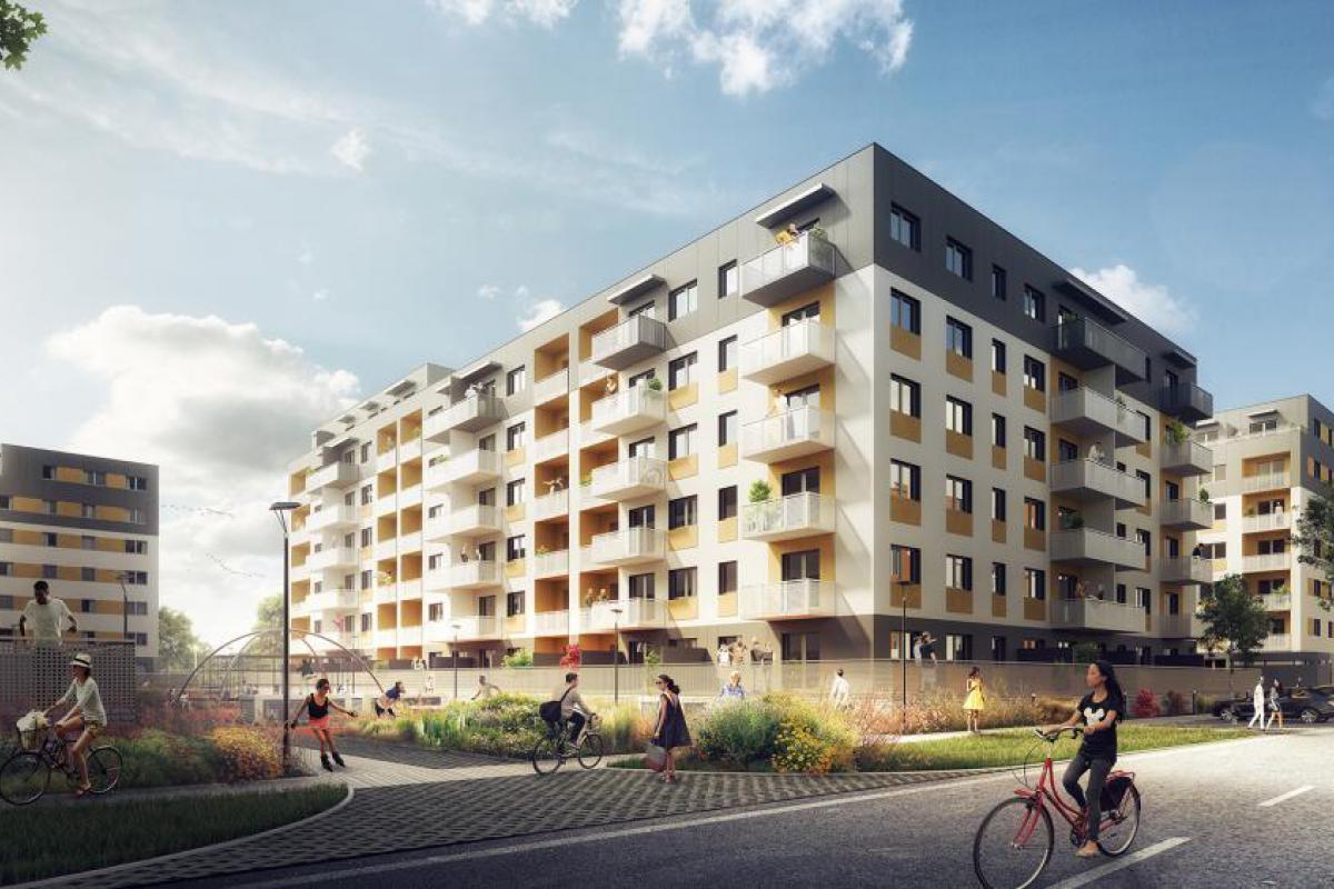 Promenady Wrocławskie - Wrocław, Kleczków, ul. Zakładowa, Vantage Development S.A. - zdjęcie 13