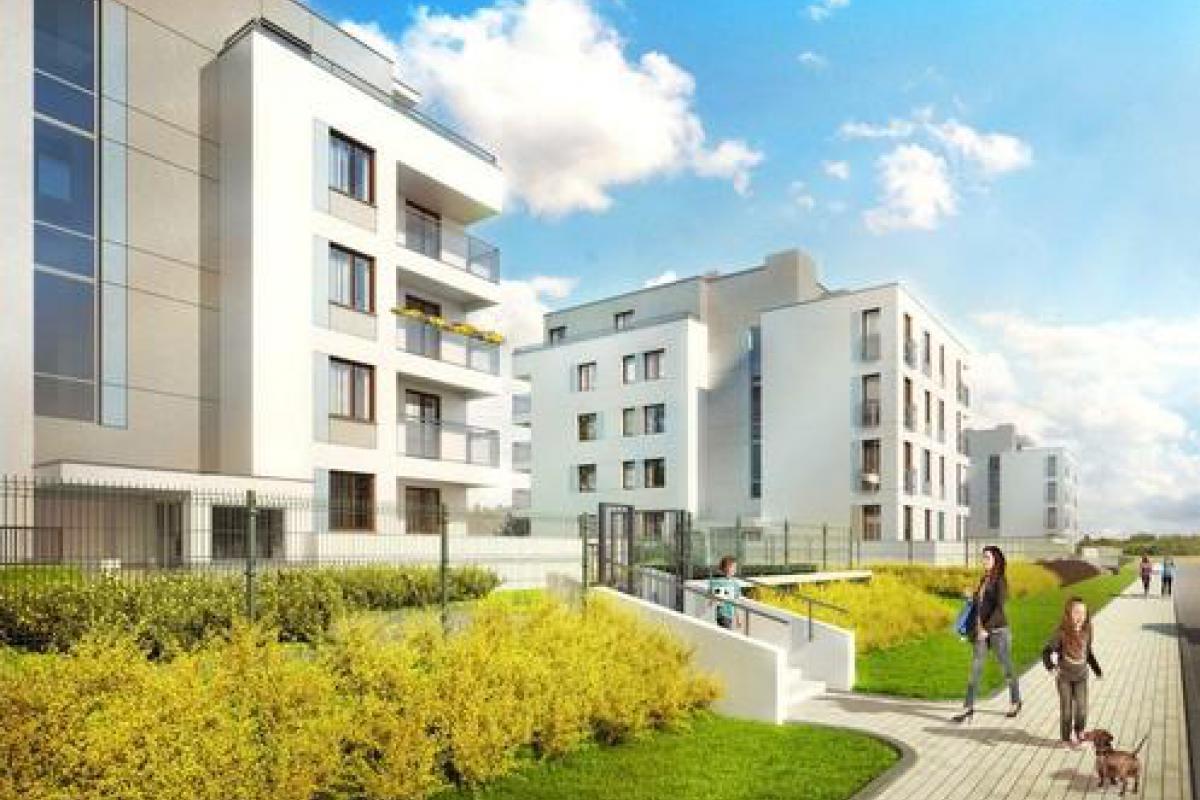 Wille Lazurowa - Warszawa, Chrzanów, ul. Batalionów Chłopskich 75, Dom Development S.A. - zdjęcie 2
