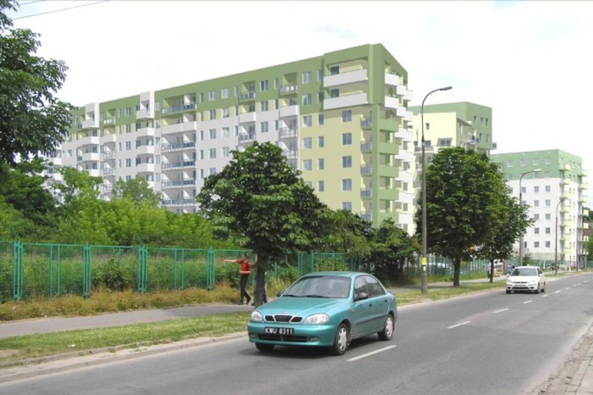 Krowodrza Górka - Kraków, ul. Fieldorfa-Nila / ul. Kluczborskiej, Krakowskie Konsorcjum Inwestycyjne KRAKOIN Sp. z. o.o. Sp. k - zdjęcie 5
