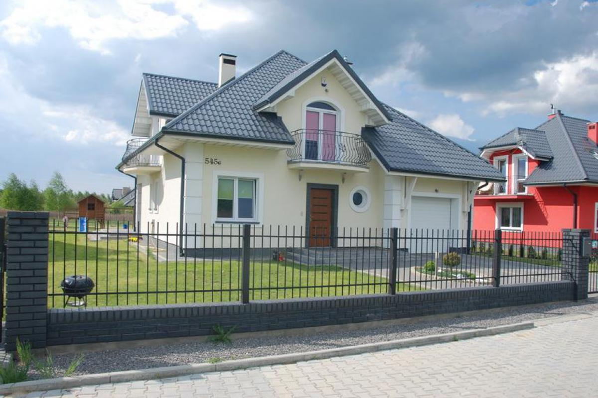 Domy jednorodzinne - ul. Owocowa, Rzeszów - Rzeszów, Staromieście, ul. Owocowa, K&B Development - zdjęcie 1