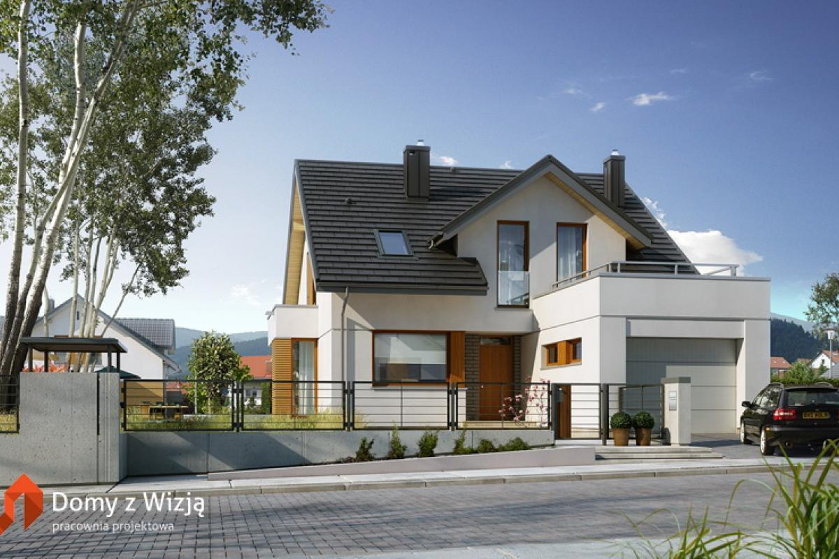 Domy jednorodzinne - ul. Owocowa, Rzeszów - Rzeszów, Staromieście, ul. Owocowa, K&B Development - zdjęcie 2
