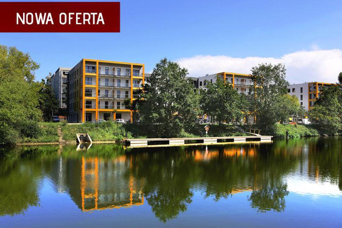 Olimpia Port - Wrocław, Swojczyce, ul. Kolumba/ ul. Marca Polo, Archicom S.A. - zdjęcie 2
