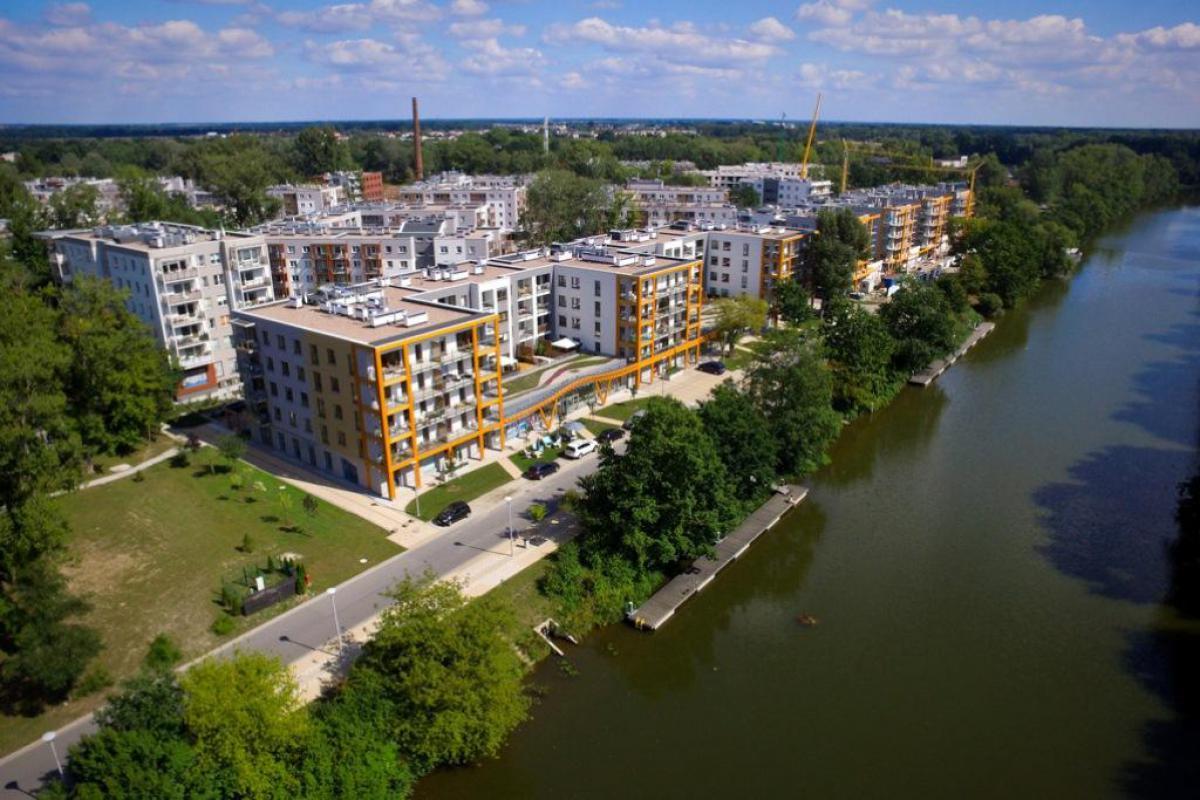Olimpia Port - Wrocław, Swojczyce, ul. Kolumba/ ul. Marca Polo, Archicom S.A. - zdjęcie 3