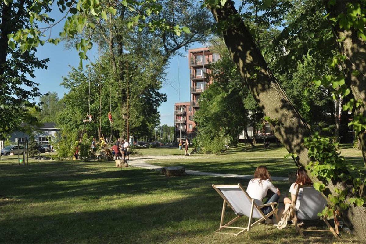 Olimpia Port - Wrocław, Swojczyce, ul. Kolumba/ ul. Marca Polo, Archicom S.A. - zdjęcie 11