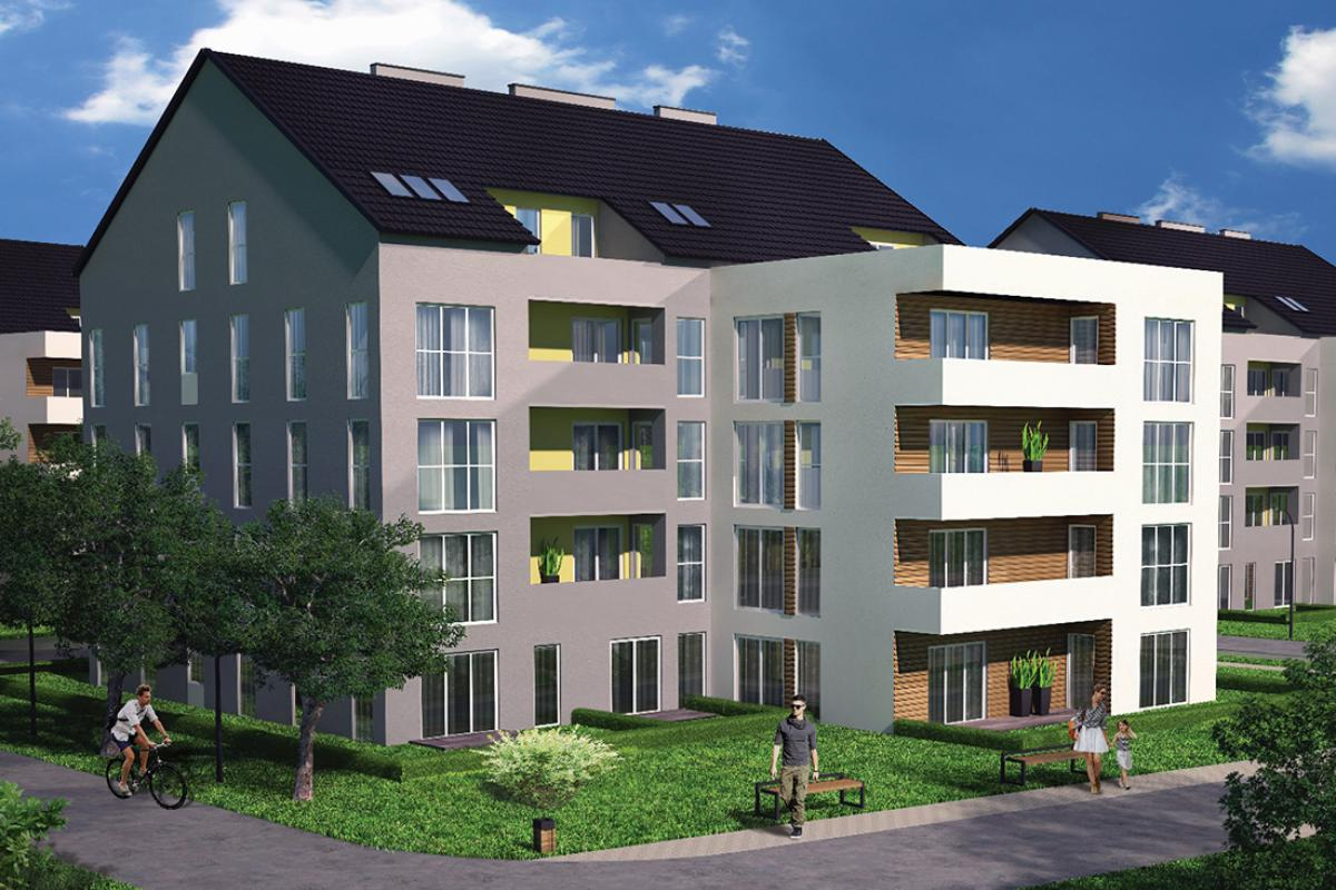 Murapol - Osiedle Królewskie Tarasy - nowe 2-pokojowe mieszkanie już od 726 zł/miesięcznie - Wieliczka, ul. Bolesława Chrobrego, Murapol S.A. - zdjęcie 2