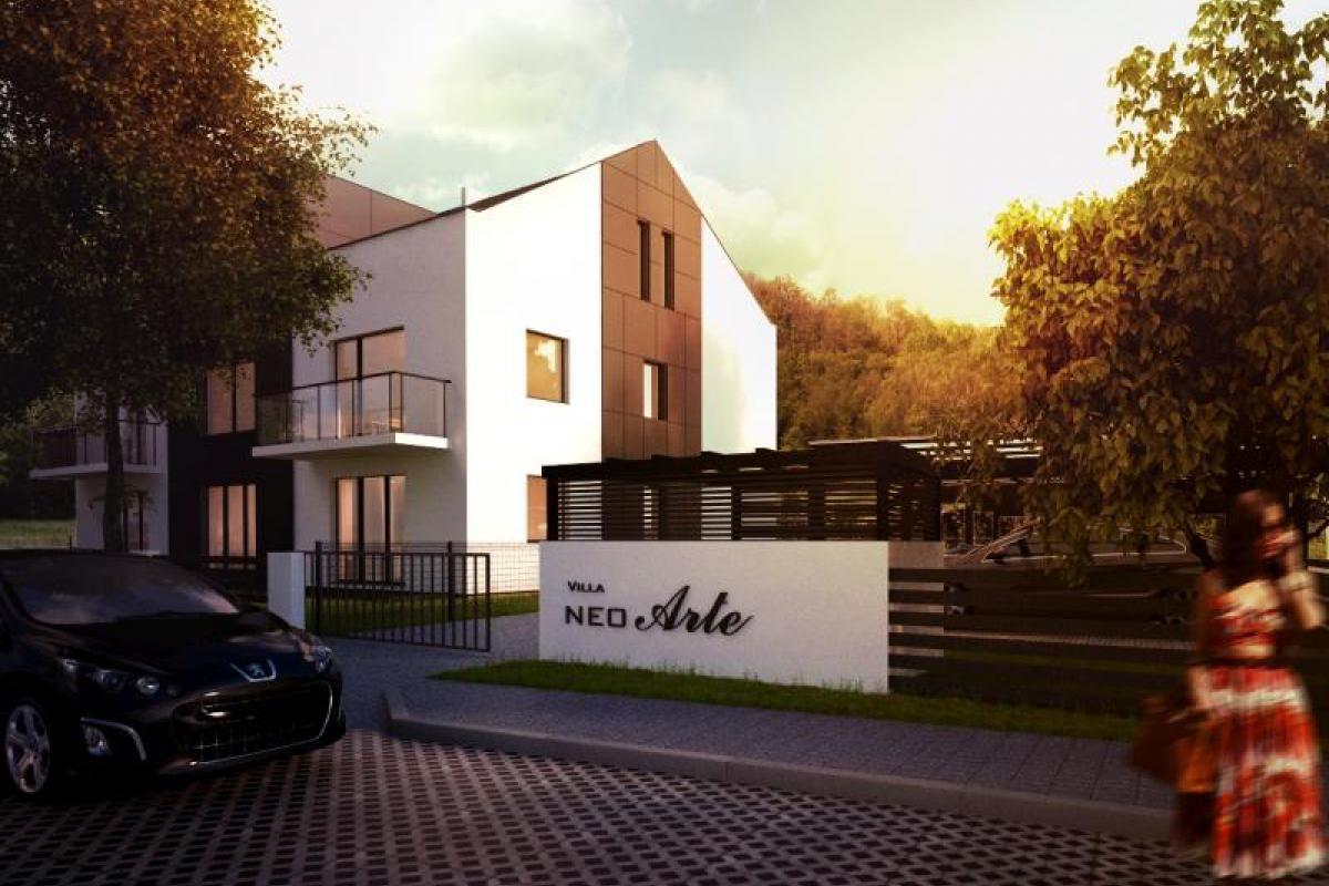 Villa Neo-Arte - Gdańsk, Przymorze, ul. Artura Grottgera 16, 3city Invest - zdjęcie 2