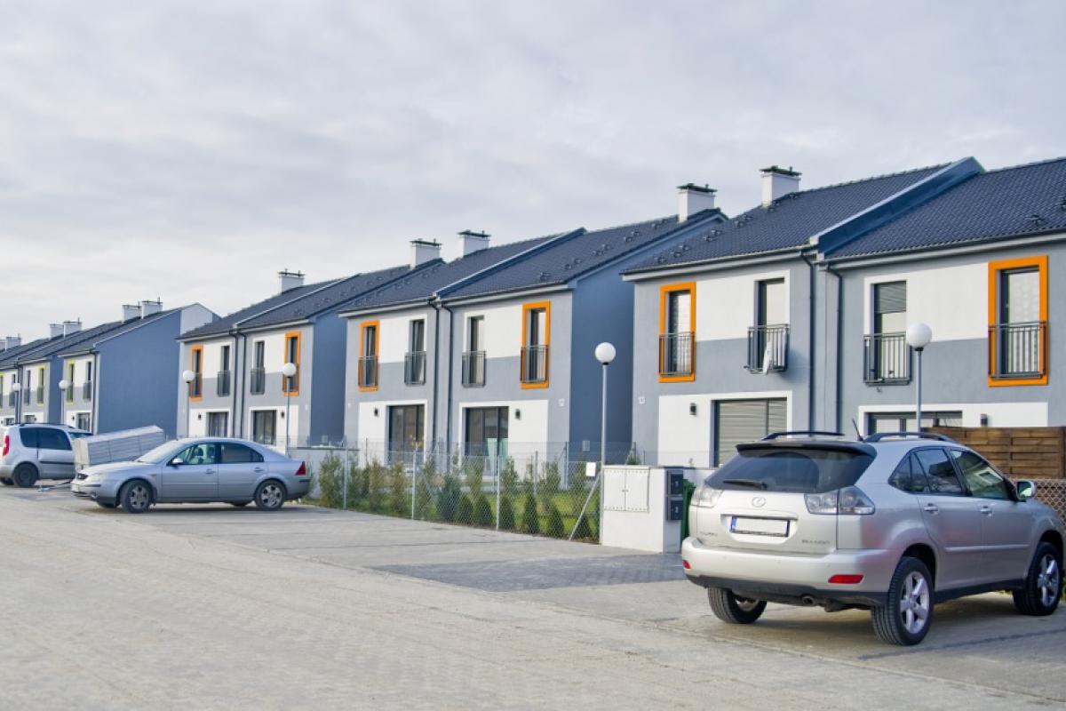 Osiedle Radosne w Czmoniu - Czmoń, Osiedle Radosne, Oceanic Invest Sp. z o. o. - zdjęcie 1