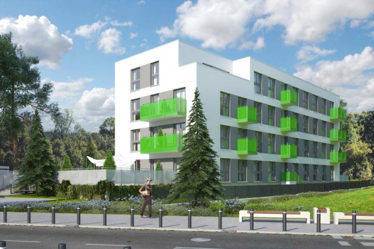 Green Art - Zielonka, ul. Powstańców / Dąbrowskiego, Ziółkowski s.c.  - zdjęcie 2