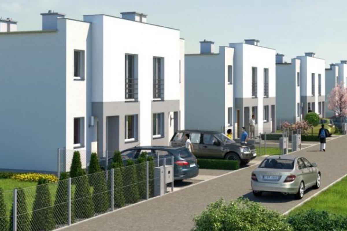 Nowoczesna Villa - Luboń, ul. Nowina, Invest Complex Sp. z o.o. - zdjęcie 1