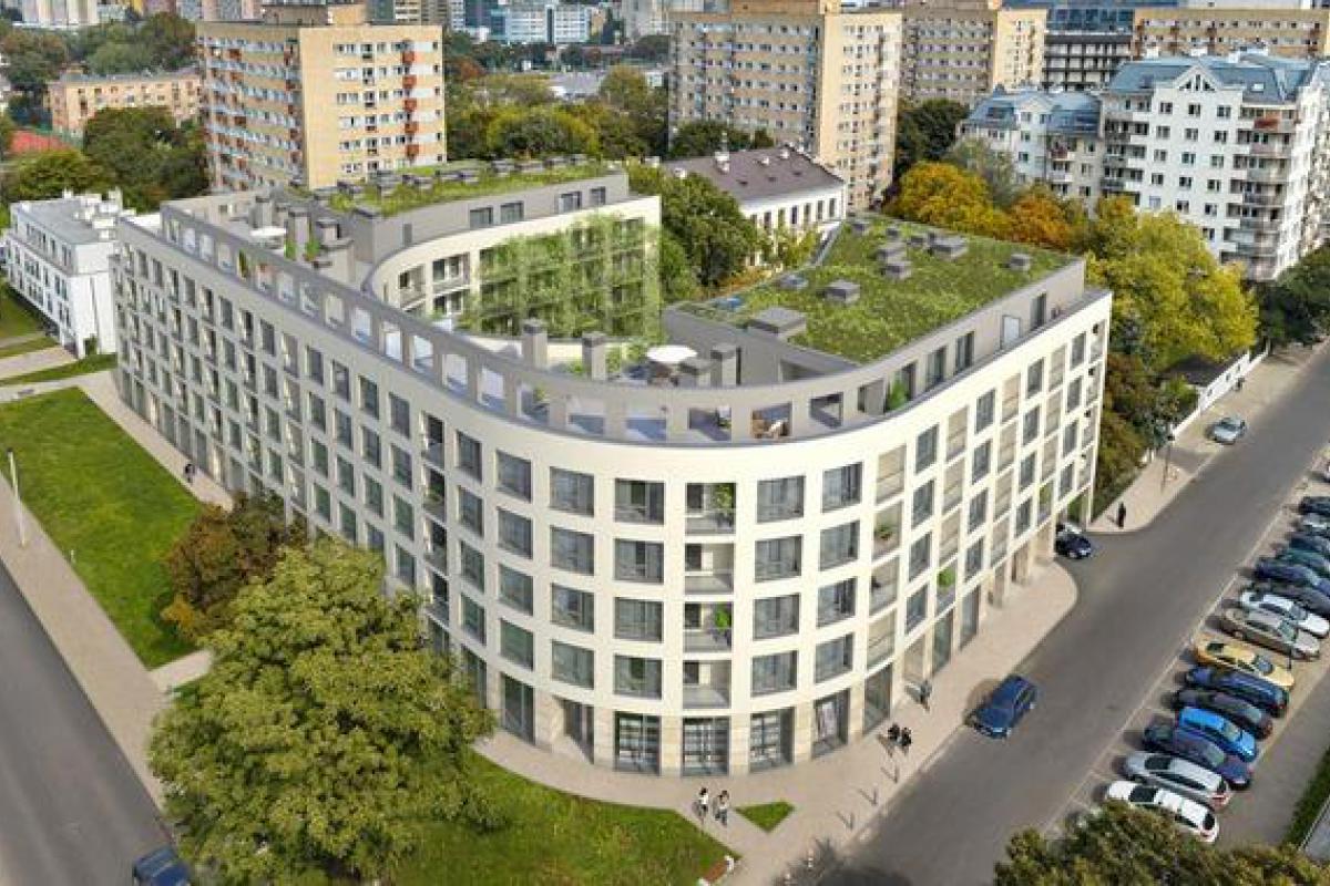 Apartamenty Syrena na Woli - Warszawa, Mirów, ul. Karolkowa, Syrena Invest Sp. z o.o. - zdjęcie 1
