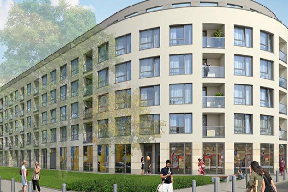 Apartamenty Syrena na Woli - Warszawa, Mirów, ul. Karolkowa, Syrena Invest Sp. z o.o. - zdjęcie 2