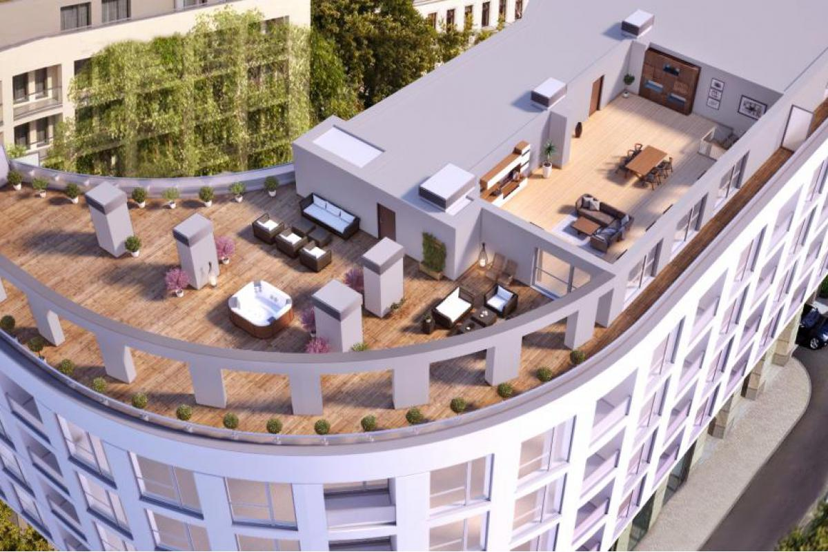 Apartamenty Syrena na Woli - Warszawa, Mirów, ul. Karolkowa, Syrena Invest Sp. z o.o. - zdjęcie 4
