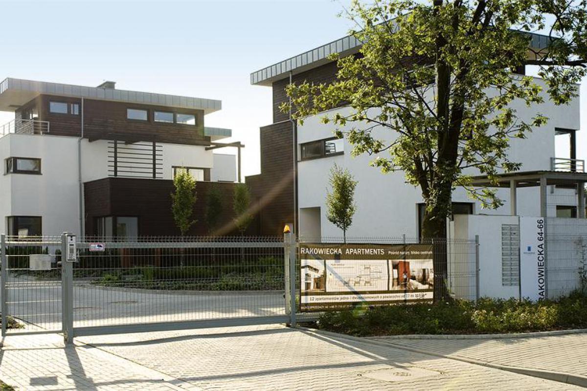 Apartamenty Rakowiecka - Wrocław, Krzyki - Osiedle, ul. Rakowiecka 64-66, Verity Development Sp. z o. o. - zdjęcie 5